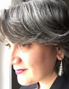 My Gray Hair Transition is Complete, and I love it!