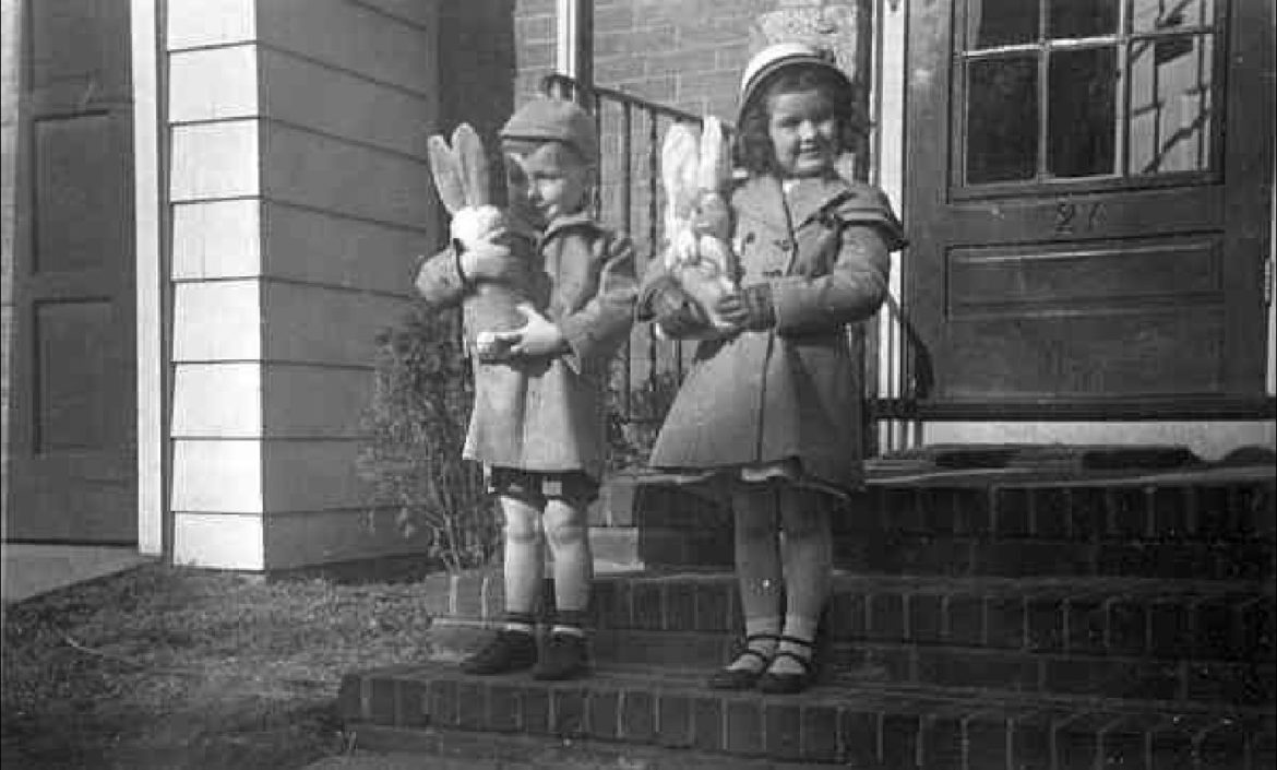 A 1950s Easter