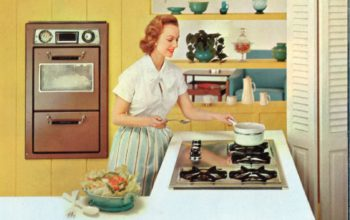 Why You Should Never be a 1950s Housewife in the Kitchen