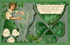 A good, old-fashioned St. Patrick's Day (recipes too)
