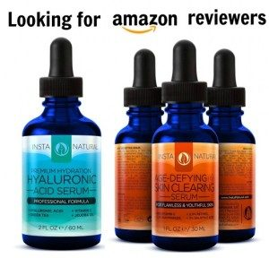 Free Products in Exchange for Your Honest Review