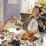 Thanksgiving in 1950s Style