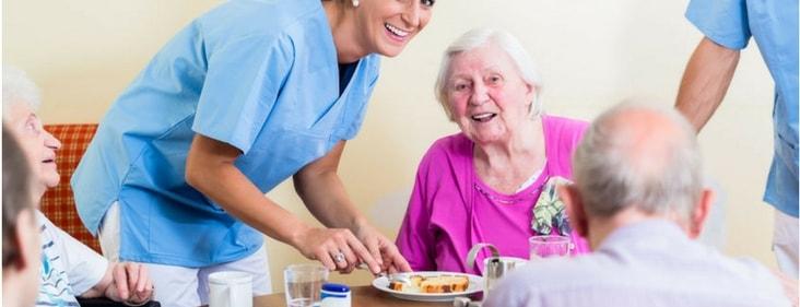 Healthy Nursing Home Menu