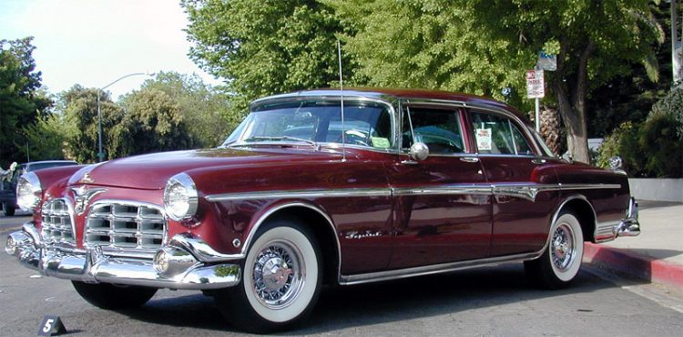 1950s Luxurious Cars