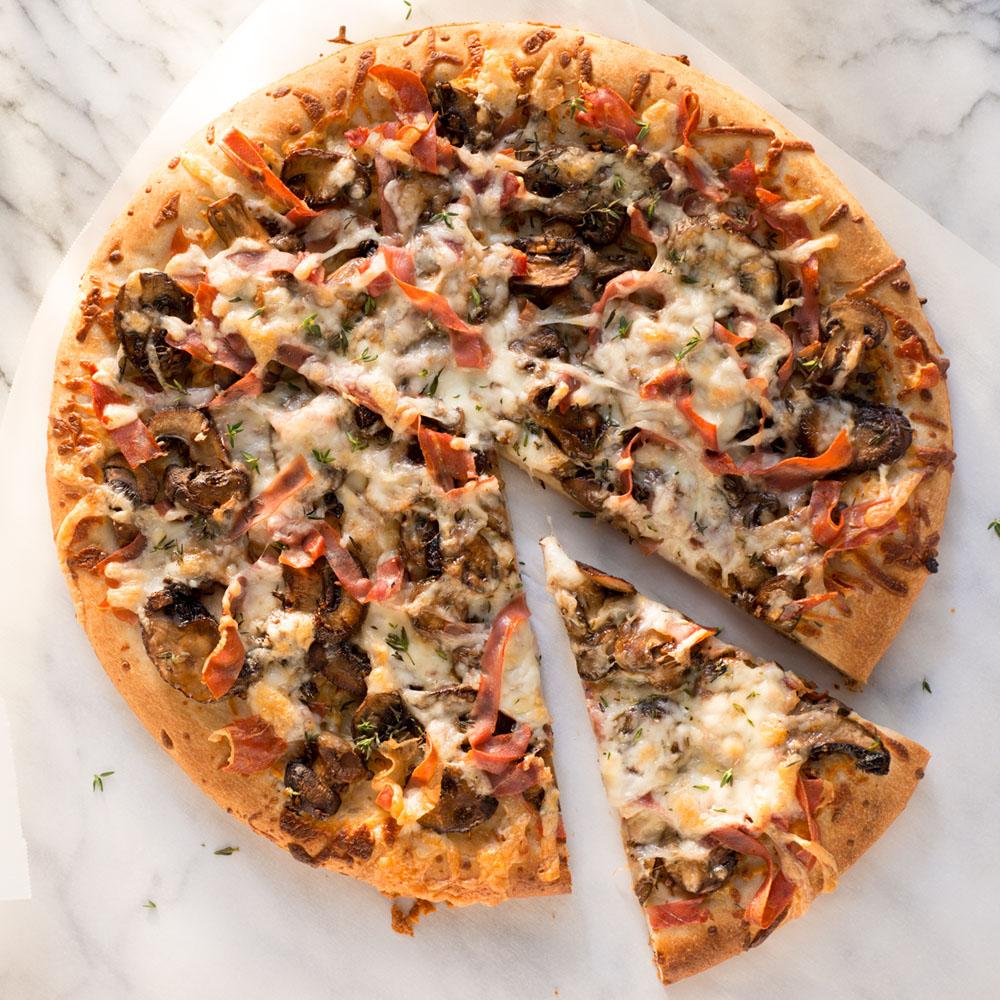 Diet Pizza Recipes under 300 Calories Rock