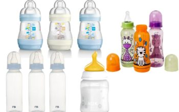5 Best Bottles for Newborns 2020