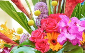 How To Choose The Right Flowers For Your Beloved Woman?