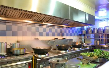 Tips For Cleaning Your Commercial Kitchen Vent Hood